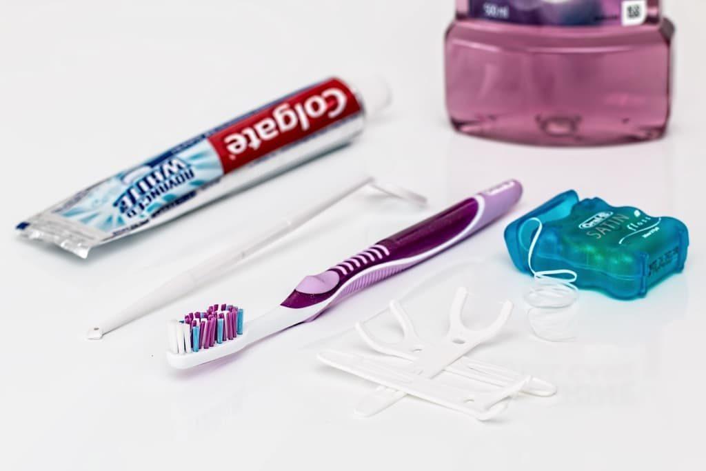 Le brossage des dents des enfants